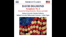Music of David Diamond